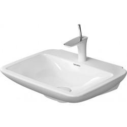 duravit puravida lavabo 60 puravida blanc cuve profonde. Black Bedroom Furniture Sets. Home Design Ideas