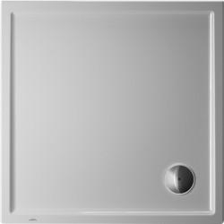 DURAVIT Starck RECEVEUR Starck Slimline 900x900mm, BLANC, CARRE,