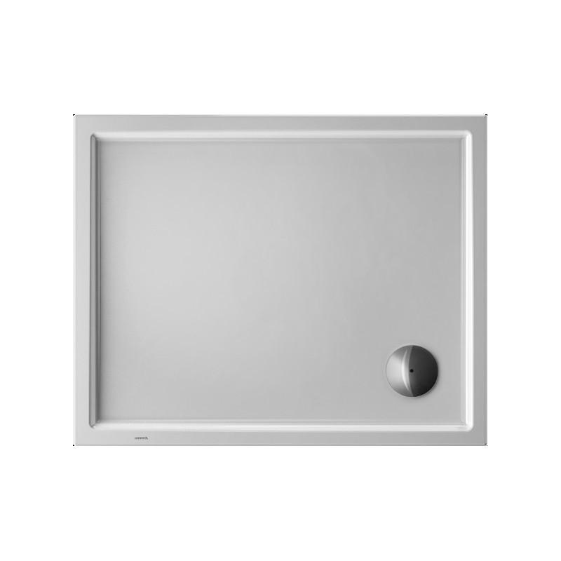 duravit starck receveur starck slimline 1000x800mm blanc rectangulaire 720119000000000. Black Bedroom Furniture Sets. Home Design Ideas