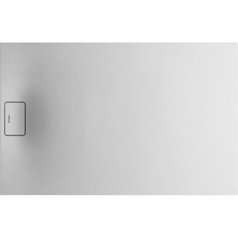 duravit stonetto 1400x900mm receveur de douche rectangulaire durasolid q design by eoos sable. Black Bedroom Furniture Sets. Home Design Ideas