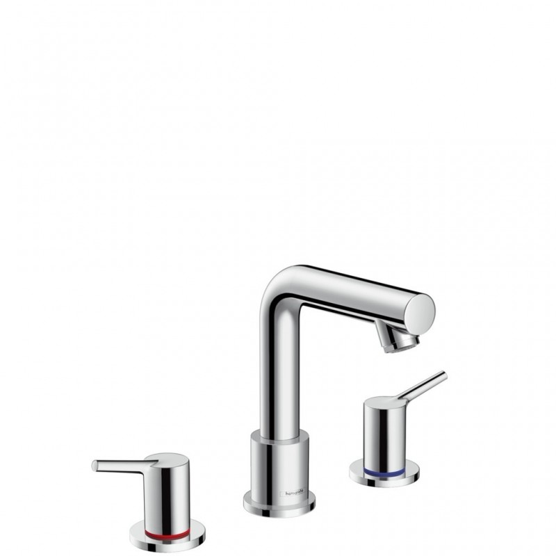 hansgrohe talis s new m langeur 3 trous pour bain sf 72415000. Black Bedroom Furniture Sets. Home Design Ideas