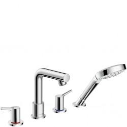 HANSGROHE  Talis S (New) mélangeur 4 trous pour bain SF chr.Export