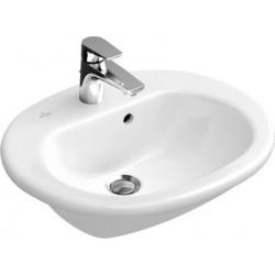 Villeroy & Boch O.novo Vasque semi-encastrée Blanc