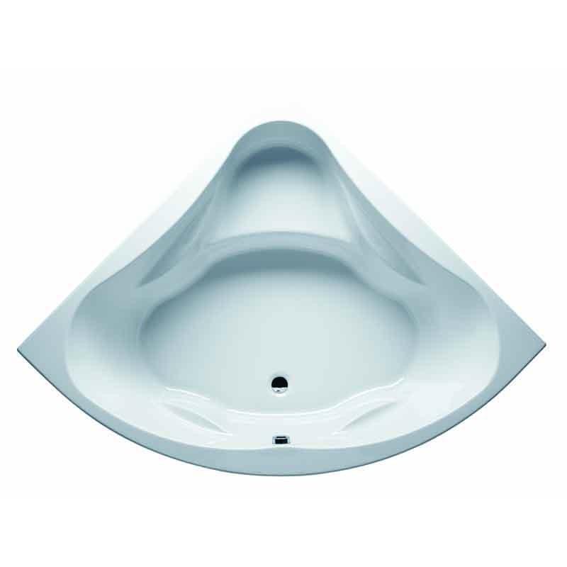 riho neo 150x150 blanc brillant bc35005. Black Bedroom Furniture Sets. Home Design Ideas