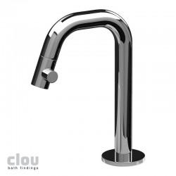 clou Kaldur robinet eau froide avec bec courte à droite chrome