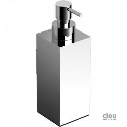 clou Quadria distributeur de savon, à suspendre, chrome