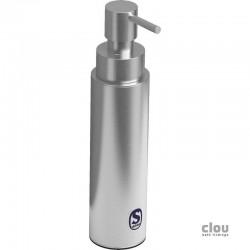 clou Sjokker distributeur de savon à poser 100cc, inox brossé. Prix à la pièce