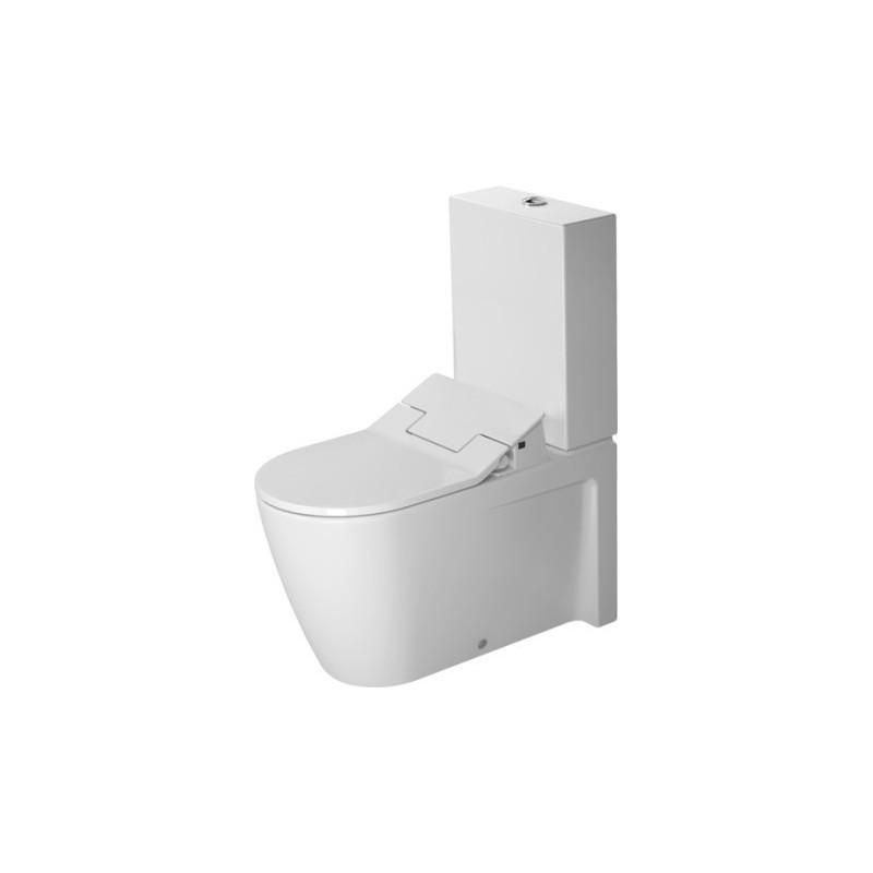 duravit starck 2 staand toilet kombi 72cm starck 2 wit afv vario diepsp gesl 2129590000. Black Bedroom Furniture Sets. Home Design Ideas
