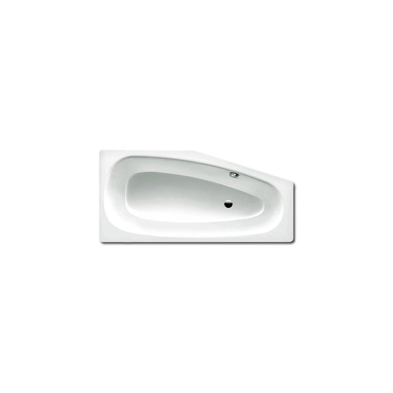 Kaldewei Baignoire Acier Emaille Advantage Mini Gauche 832 1570x750mm 224834013001
