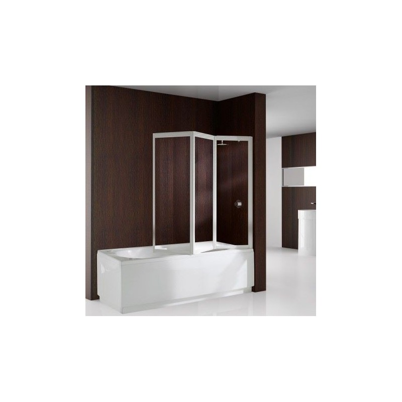 novellini aurora 9 pare baignoire 3 pan escam acrylique cascade blanc 030 aurora93v 16a. Black Bedroom Furniture Sets. Home Design Ideas