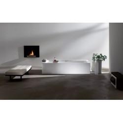 kaldewei baignoire acier maill avantgarde bassino 144 2000x1000mm 254000013001. Black Bedroom Furniture Sets. Home Design Ideas