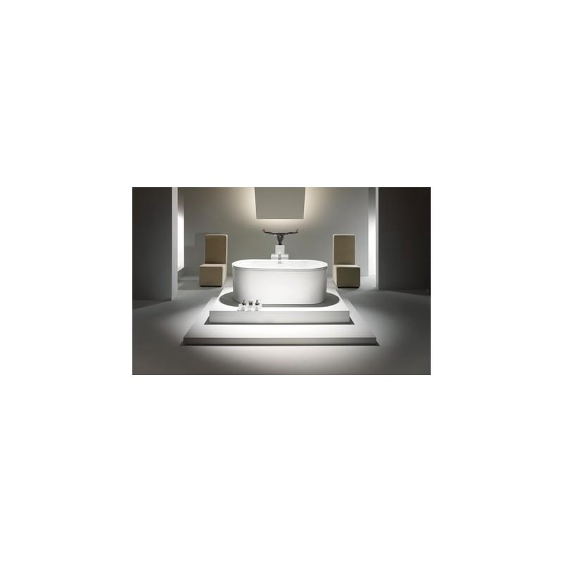 kaldewei baignoire acier maill avantgarde centro duo oval 127 7 1700x750mm 282748053001. Black Bedroom Furniture Sets. Home Design Ideas