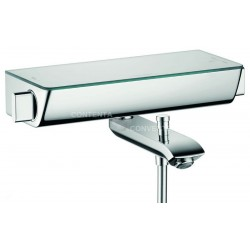 Hansgrohe Ecostat Select mitigeur B/D Mural bl/chr.