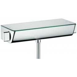 Hansgrohe Ecostat Select tablette chromée mitigeur Thermostatique