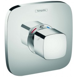 Hansgrohe Ecostat E inb. thermostaat Highflow