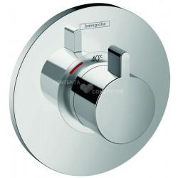 Hansgrohe Ecostat S thermostat enc.Highfl.chr.