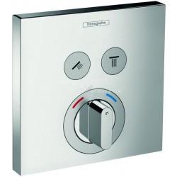 Hansgrohe ShowerSelect inb mengkraan 2 functies