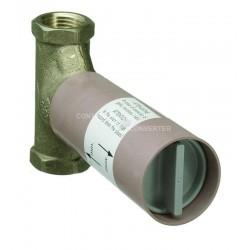 Hansgrohe set d'base p.robinet d'arret DN20