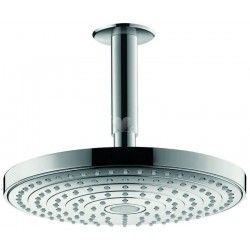 Hansgrohe RD Select S 240 2jet D tête bl./chr.