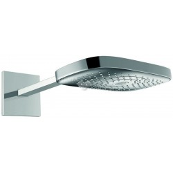 Hansgrohe RD Select E 300 3jet HD wand+arm chr