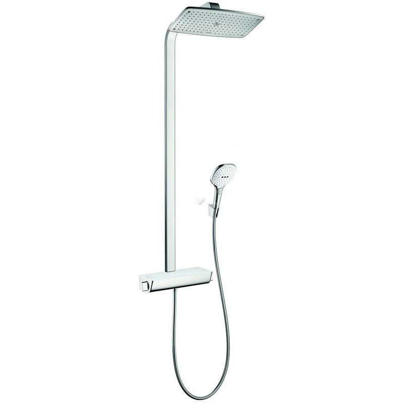 hansgrohe raindance select 360 showerpipe 27134400. Black Bedroom Furniture Sets. Home Design Ideas
