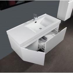 Meuble de salle de bain Mexina