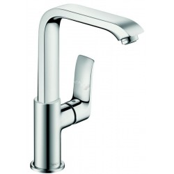 Hansgrohe Metris mitigeur lavabo.230 Pivot.push-op