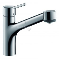 Hansgrohe Talis S mitigeur évier d extractible