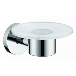 Hansgrohe Logis porte-savon brushed nickel
