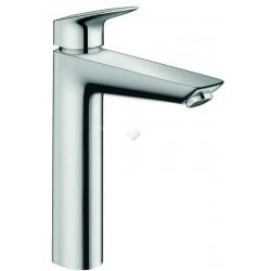 Hansgrohe Mitigeur logis lavabo 190 vidage avec tirette de vidage - Chrome