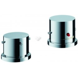 Thermostaat 2-gats Axor Hansgrohe Starck WP