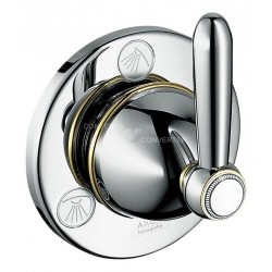 Axor Hansgrohe Carlton Quattro/Trio Chr./Or optic