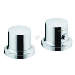 Axor Hansgrohe Massaud Thermostatique 2 trous chromé