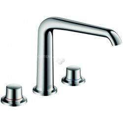 Axor Hansgrohe Bouroullec 3gats wtm -waste 195 ch