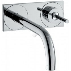 Axor Hansgrohe Uno mitigeur. enc.bec 220mm+table Chr
