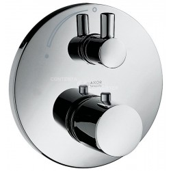 Axor Hansgrohe Uno Therm.UP m.Absperrventil chr.
