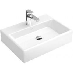 Villeroy & Boch Memento Lavabo Blanc New Glory Platinum CeramicPlus