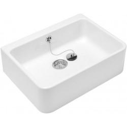 Villeroy & Boch O.novo Timbre d'office Blanc CeramicPlus