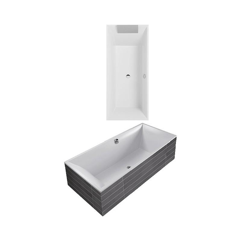 villeroy boch squaro baignoire en quaryl ubq170sqs2v 01. Black Bedroom Furniture Sets. Home Design Ideas
