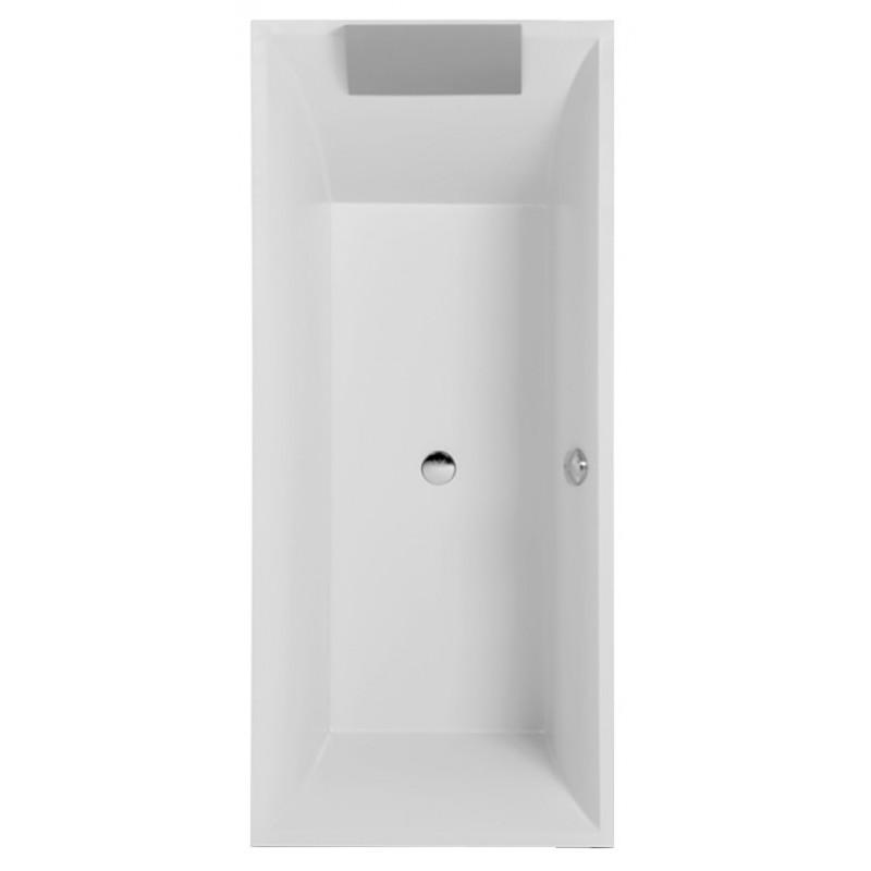 villeroy boch squaro baignoire en quaryl ubq180sqr2v 96. Black Bedroom Furniture Sets. Home Design Ideas