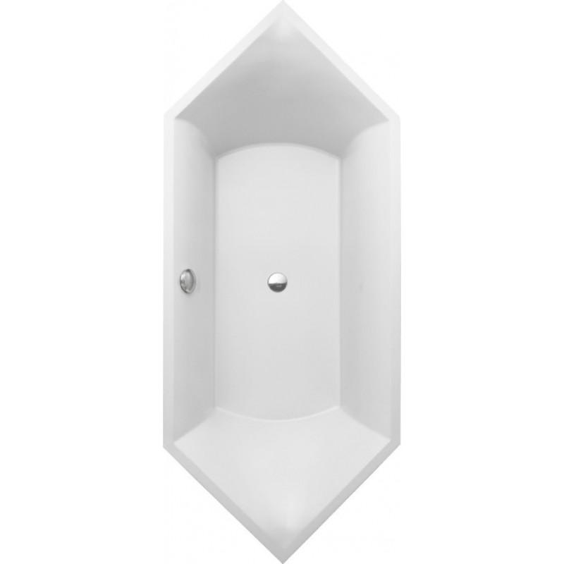 villeroy boch squaro baignoire en quaryl ubq190sqr6v 96. Black Bedroom Furniture Sets. Home Design Ideas