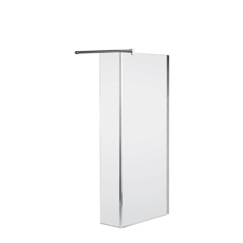 paroi de douche arbello 140 8mm transparent banio salle. Black Bedroom Furniture Sets. Home Design Ideas