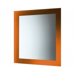 GEDY MIROIR MAINE 60X70 ORANGE