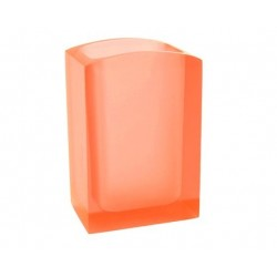 GEDY PORTE BROSSE A DENTS ORANGE