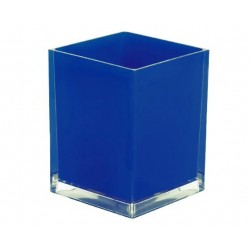Gedy Rainbow Poubelle 18x18x23,7 cm - Bleu