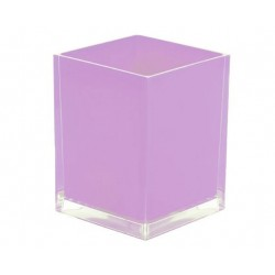 GEDY POUBELLE RAINBOW LILAS