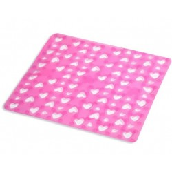 GEDY TAPIS ANTIDERAPANT CUORE FUCHS