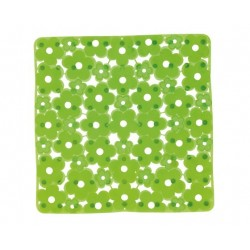 GEDY TAPIS DOUCHE ANTIDERAPANT VERT