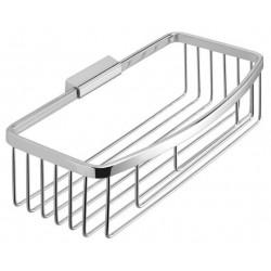 Gedy Trinidad Porte savon fil 26x13x7,5 cm - Chrome