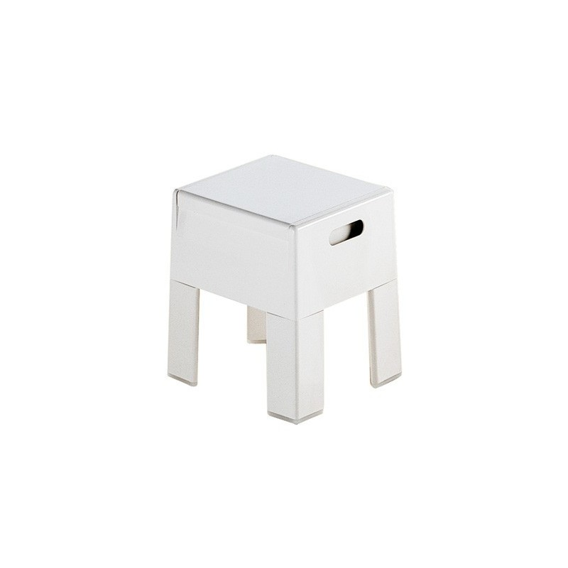 Gedy tabouret coffre blanc 2073 02 for Sgabelli ikea bagno